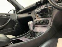 USED 2008 58 MERCEDES-BENZ CLC CLASS 1.8 CLC180 KOMPRESSOR SPORT 3d 143 BHP