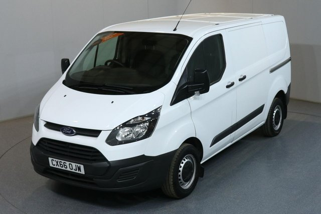 2016 66 FORD TRANSIT CUSTOM 2.2 290 L1 H1 SWB LOW ROOF 99 BHP L1 H1, SHORT WHEELBASE, LOW ROOF