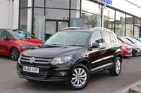 USED 2015 65 VOLKSWAGEN TIGUAN 2.0 TDI BlueMotion Tech Match 4WD 5dr