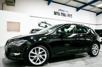 USED 2016 16 SEAT LEON 2.0 TDI FR TECHNOLOGY 5d 150 BHP