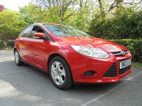 USED 2012 12 FORD FOCUS 1.6 EDGE 5d 104 BHP FULL FORD SERVICE HISTORY