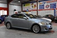 USED 2007 K LEXUS IS 2.5 250 SE 4d AUTO 204 BHP