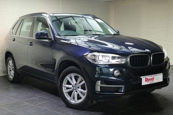 2015 BMW X5 3.0 XDRIVE30D SE 5d AUTO 255 BHP £19990.00