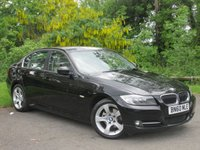 USED 2010 60 BMW 3 SERIES 2.0 318I EXCLUSIVE EDITION 4d BMW EXTENDED LEATHER INTERIOR * BMW PROFESSIONAL AUDIO PACKAGE