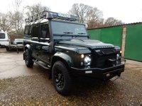2015 LAND ROVER DEFENDER 110 110 XS 2.2 TD  £37490.00