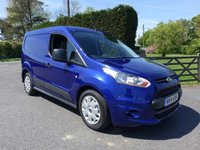 USED 2014 14 FORD TRANSIT CONNECT 200 L1 SWB TREND 1.6 TDCI  This One Owner 19000 Miles Has Full Service History, Popular Higher Trend Specification And Additional Air Conditioning!
