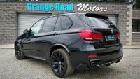 USED 2015 04 BMW X5 3.0 XDRIVE40D M SPORT 5d AUTO 309 BHP VRT PRICE FOR REPUBLIC OF IRELAND €16,214