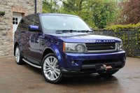 USED 2010 LAND ROVER RANGE ROVER SPORT 3.0 TDV6 HSE 5d AUTO 245 BHP Totally Immaculate - Low Miles - TV -Sat Nav- Heated Front and Rear seats!