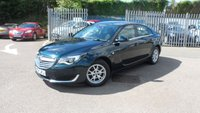 USED 2014 64 VAUXHALL INSIGNIA 2.0 DESIGN CDTI ECOFLEX S/S 5d 138 BHP LOW MILEAGE!! ONLY 24,486!!