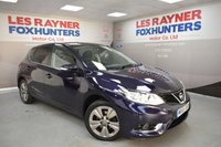 USED 2015 65 NISSAN PULSAR 1.2 N-TEC DIG-T 5d 115 BHP Sat Nav, Bluetooth, Cruise control, Automatic lights, 1 Owner