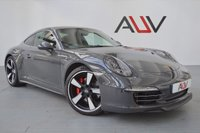USED 2014 60 PORSCHE 911 3.8 50 ANNIVERSARY EDITION PDK 2d AUTO 400 BHP