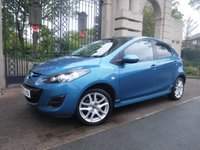 USED 2014 63 MAZDA 2 1.3 TAMURA 5d 83 BHP ****FINANCE ARRANGED****PART EXCHANGE WELCOME***£30 TAX*AUX*USB*16 INCH ALLOYS*ELEC FOLDING MIRRORS