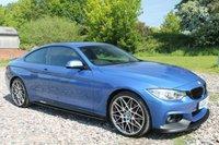 2014 BMW 4 SERIES 3.0 435D XDRIVE M SPORT 2d AUTO 309 BHP £19995.00