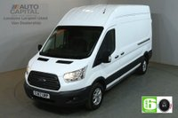 USED 2017 67 FORD TRANSIT 2.0 350 L3 H3 130 BHP LWB H/ROOF TREND AIR CON EURO 6 VAN AIR CONDITIONING EURO 6 TREND
