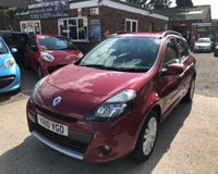 USED 2010 10 RENAULT CLIO 1.1 DYNAMIQUE 16V 5d 75 BHP
