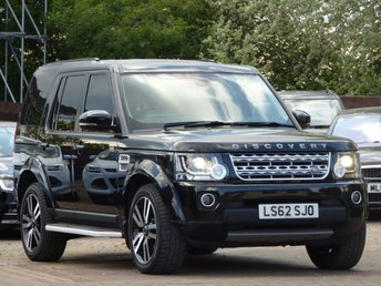2012 LAND ROVER DISCOVERY 3.0 4 SDV6 XS 5d AUTO 255 BHP £17995.00