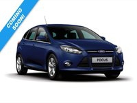 USED 2012 62 FORD FOCUS 1.0 ZETEC ECOBOOST 100 BHP THIS VEHICLE IS AT SITE 2 - TO VIEW CALL US ON 01903 323333
