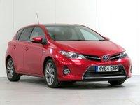 2014 TOYOTA AURIS 1.8 EXCEL VVT-I 5d AUTO 99 BHP £11915.00