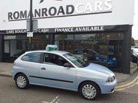 2006 SEAT IBIZA 1.4 REFERENCE 3d 74 BHP £1695.00