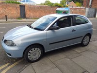 USED 2006 06 SEAT IBIZA 1.4 REFERENCE 3d 74 BHP