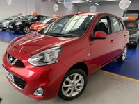 USED 2015 15 NISSAN MICRA 1.2 ACENTA 5d 79 BHP