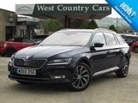 USED 2015 65 SKODA SUPERB 2.0 LAURIN AND KLEMENT TDI DSG 5d AUTO 148 BHP Incredibly Spacious And Comfortable Estate