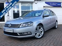 USED 2014 64 VOLKSWAGEN PASSAT 2.0 EXECUTIVE STYLE TDI BMT DSG 5d AUTO 175 BHP SUPPLIED WITH 12 MONTHS MOT, LOVELY CAR TO DRIVE