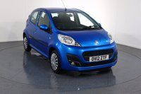 USED 2012 12 PEUGEOT 107 1.0 ACTIVE 5d 68 BHP AIR CON I FREE ROAD TAX I AUX PORT