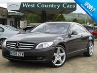 USED 2009 09 MERCEDES-BENZ CL 5.5 CL 500 2d AUTO 383 BHP Full Mercedes Service History