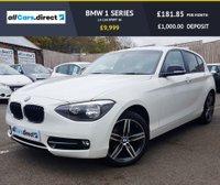 USED 2014 14 BMW 1 SERIES 1.6 116I SPORT 5d