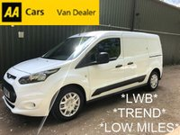 2015 FORD TRANSIT CONNECT 1.6 240 TREND *LWB*LOW MILES*