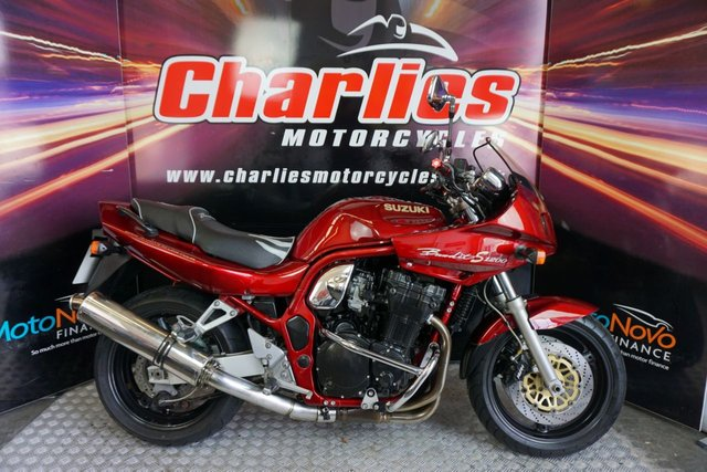 View our SUZUKI GSF 1200 S BANDIT