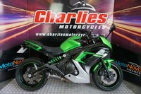 2016 KAWASAKI EX Low Mileage ER6F ABS with full scorpion system exhuast £SOLD