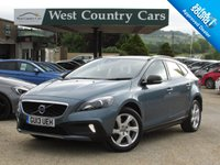 USED 2013 VOLVO V40 1.6 D2 CROSS COUNTRY LUX NAV 5d 113 BHP £0 For A Years Tax And 60MPG