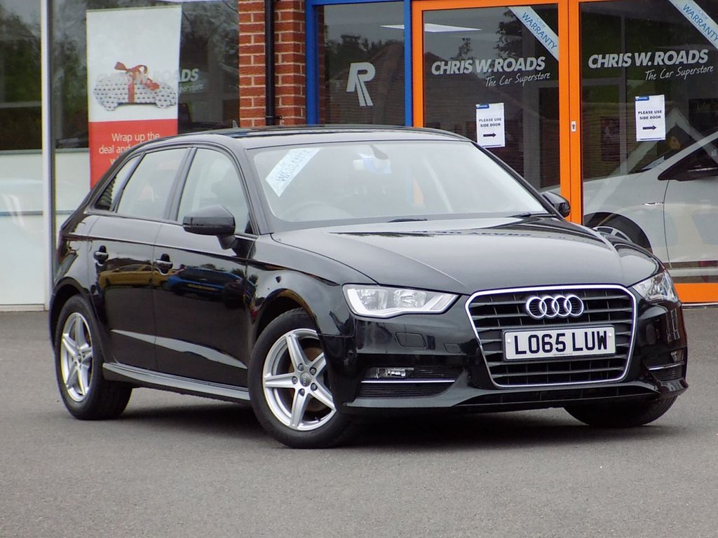 USED 2015 65 AUDI A3 1.6 TDi Ultra SE 5dr ** Bluetooth + DAB + Air Con **
