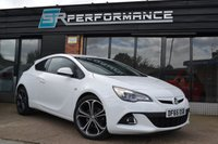 2015 VAUXHALL ASTRA 1.4 GTC LIMITED EDITION S/S 3d 138 BHP £9550.00