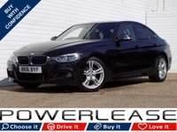 USED 2016 16 BMW 3 SERIES 2.0 330E M SPORT INDIVIDUAL 4d AUTO 181 BHP INDIVIDUAL SPEC HEATED LEATHER