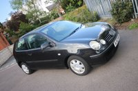 USED 2002 52 VOLKSWAGEN POLO 1.4 SE 3d 74 BHP LONG MOT + CHEAP VW + 1400 ENGINE + AIR CON