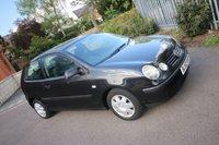 2002 VOLKSWAGEN POLO 1.4 SE 3d 74 BHP £690.00