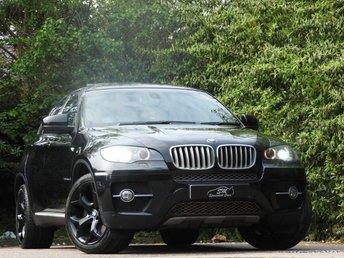 2010 BMW X6 3.0 XDRIVE35D 4d AUTO 282 BHP £15750.00