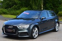USED 2016 66 AUDI A3 1.4 TFSI S LINE 5d 150 BHP.SAT-NAV FACELIFT MODEL, PCP FINANCE AVAILABLE.