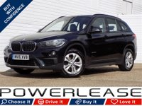 USED 2016 16 BMW X1 2.0 SDRIVE18D SE 5d 148 BHP 20POUND TAX LEATHER NAVIGATION