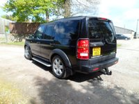 USED 2005 05 LAND ROVER DISCOVERY 2.7 3 TDV6 HSE 5d AUTO 188 BHP EXCELLENT EXAMPLE. VERY WELL LOOKED AFTER. EXCELLENT HISTORY. NEW TIMING BELT. NEW BOTTOM ARMS. NAV. HARMON KARDON LOGIC 7