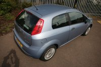USED 2007 07 FIAT GRANDE PUNTO 1.2 ACTIVE 8V 3d 65 BHP + PRETTY CAR! + NEW  MOT SOLD WITH 12 MONTHS MOT + CHEAP MOTORING