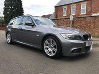 USED 2010 10 BMW 3 SERIES 2.0 318D M SPORT TOURING 5d 141 BHP