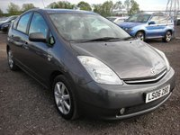 USED 2006 06 TOYOTA PRIUS 1.5 T SPIRIT VVT-I 5d AUTO 77 BHP 1 Previous owner - Leather - Sat nav