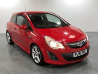 USED 2012 61 VAUXHALL CORSA 1.7 SRI CDTI 3d 128 BHP TOP SPEC AND VERY ECONOMICAL MOTOR