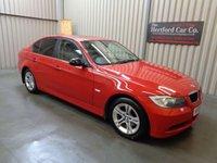2008 BMW 3 SERIES 2.0 318I SE 4d 148 BHP £3495.00