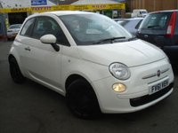 USED 2011 61 FIAT 500 0.9 TWINAIR PLUS 3d 85 BHP