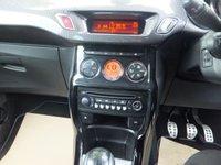 USED 2012 62 CITROEN DS3 1.6 E-HDI AIRDREAM DSPORT PLUS 3d 111 BHP FSH, BLUETOOTH, AUX